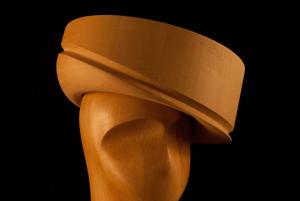 BB83 Brim Hat Block