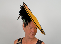 Saucer hat made on FB19