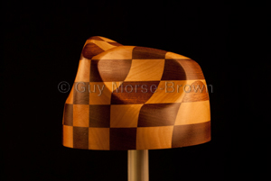 Chequered Trilby