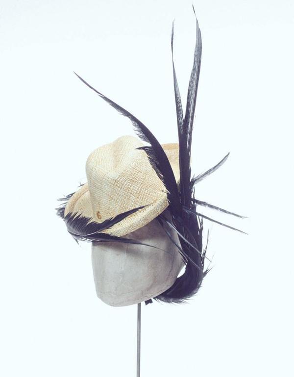 Hat by Gabriela Dumitran