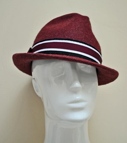 Hat made by Aoife Kirwan