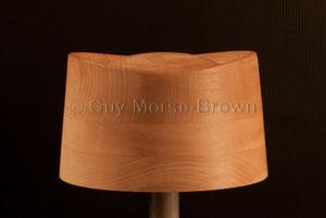 CB216 Pork Pie Crown Block – Guy Morse-Brown Hat Blocks a2069b4dd850