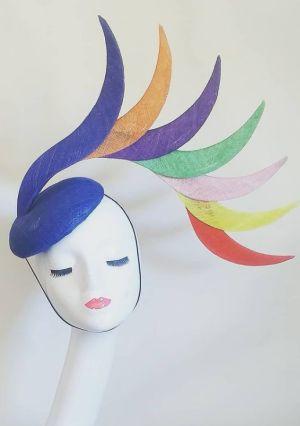 Unusual hat block - FB36