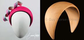head band hat block fb103
