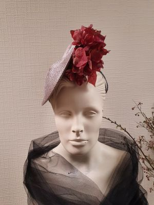 Saucer style Hat Block CB191F