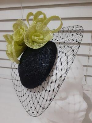 Presser for FB79 saucer hat block