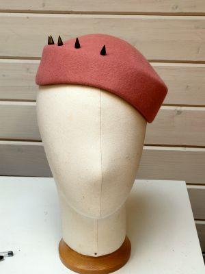 Pill Box Hat Block PB131