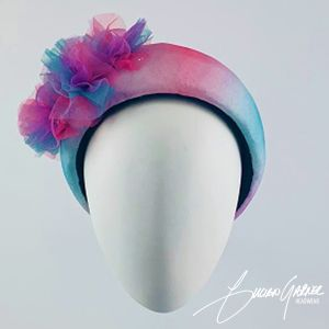 Headband / Halo style hat block FB103
